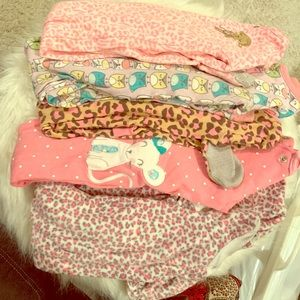 Bundle set Footie PJ